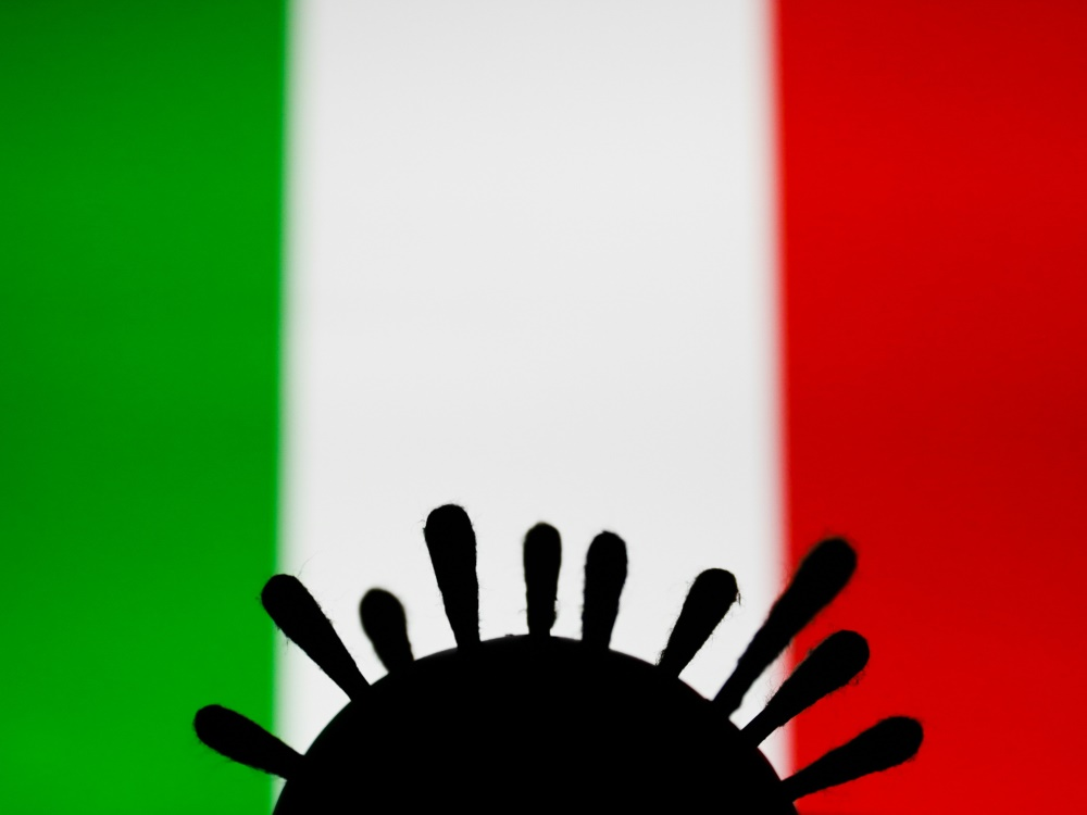 Italiens U20 bei U21 EM-Qualifikation