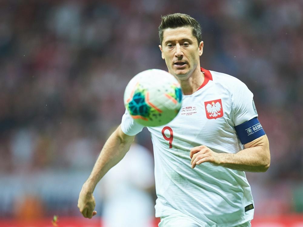 Lewandowski erzielte beim 3:0-Sieg einen Doppelpack