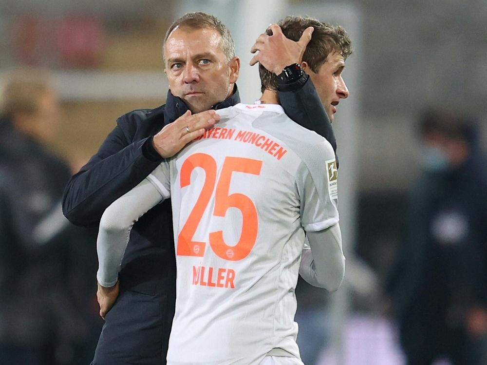 Bayern München erteilt Aufsteiger Bielefeld Lehrstunde