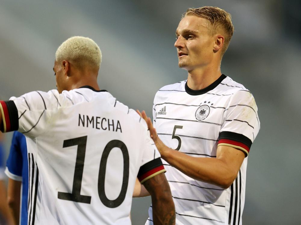 Sieg dank Hacken-Treffer: U21 greift nach EM-Ticket