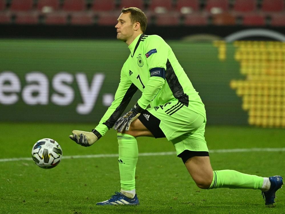 200 FCB-Spiele ohne Gegentreffer: Manuel Neuer