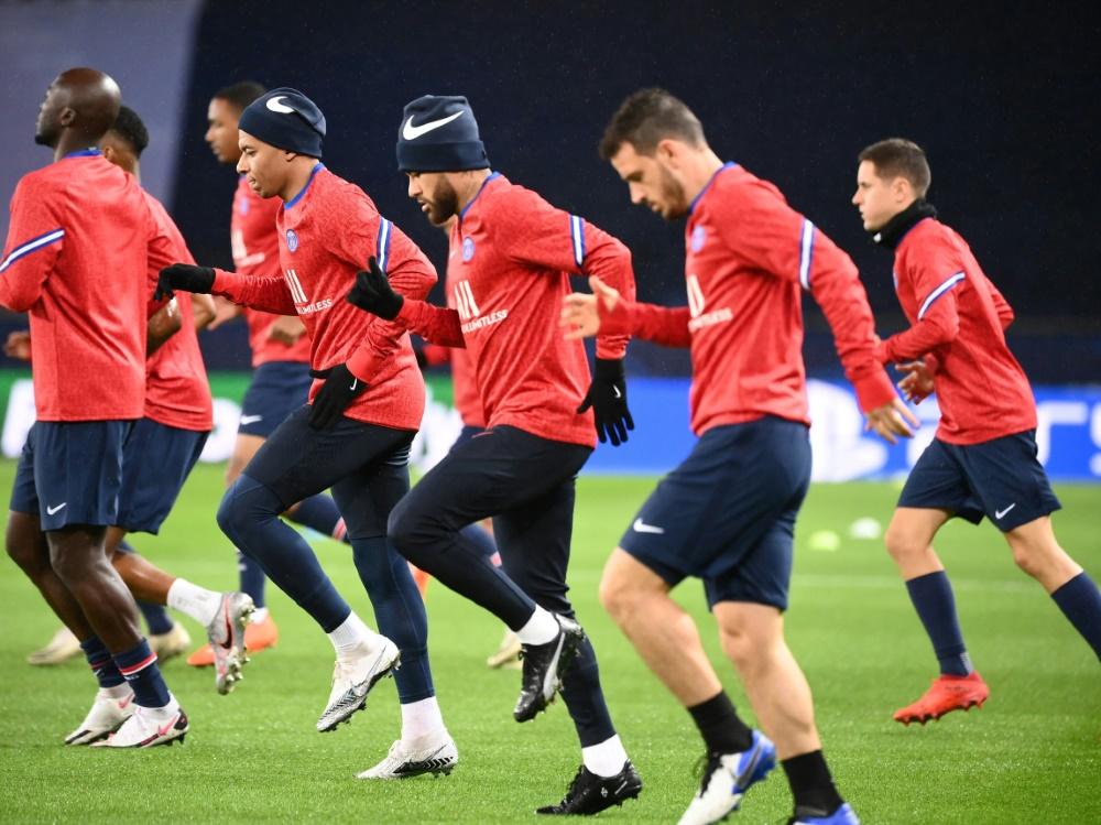 Paris St. Germain verkündet einen weiteren Coronafall