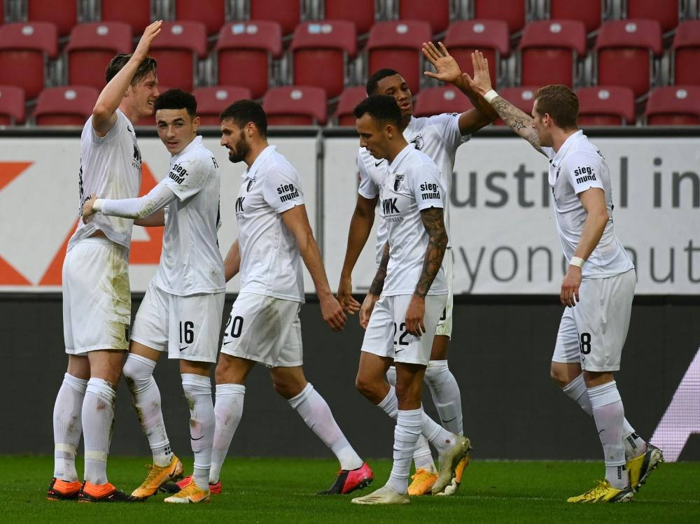 Augsburg siegt gegen Mainz 05
