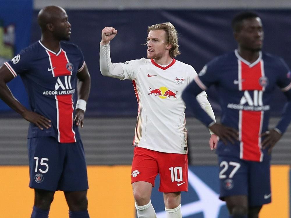 Forsberg (M.) stolz auf RB Leipzig