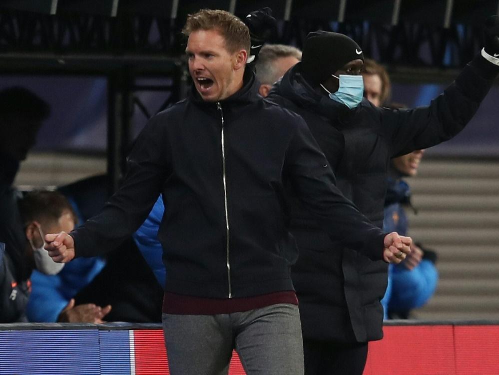 Leipzig drehte die Partie gegen PSG