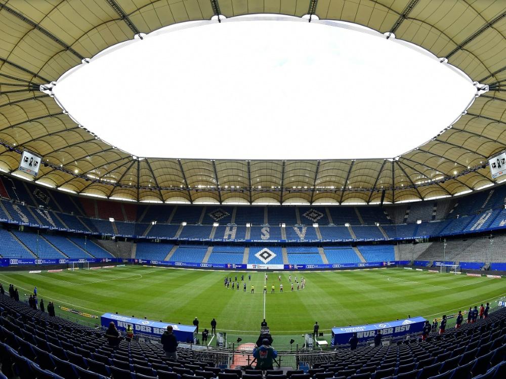 Hamburger SV macht abermals Millionen Euro Minus