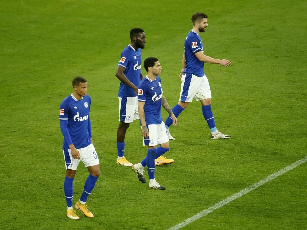Zum 24. Mal in Folge ohne Sieg: Schalke 04