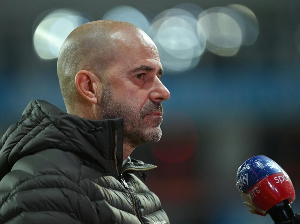 Leverkusen: Bosz unzufrieden mit Abstellpflicht