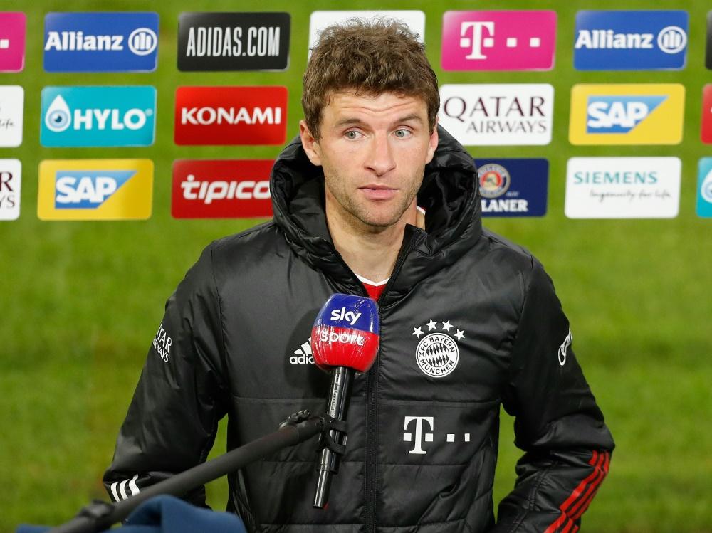 Müller von DFB-Debakel getroffen