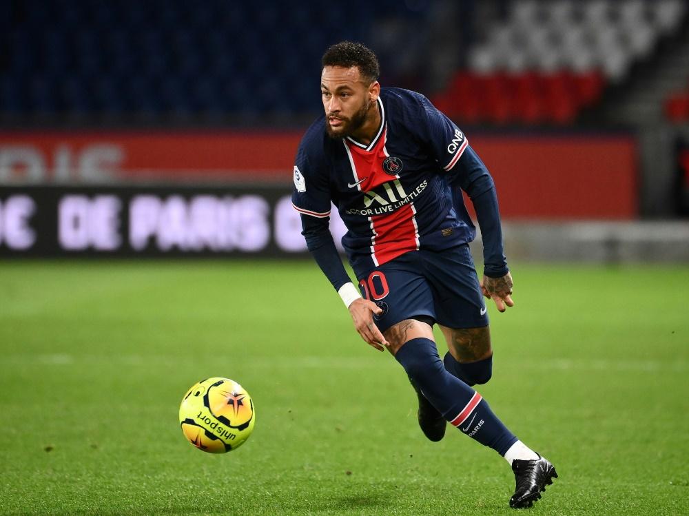 Neymar steht PSG gegen RB Leipzig wieder zur Verfügung