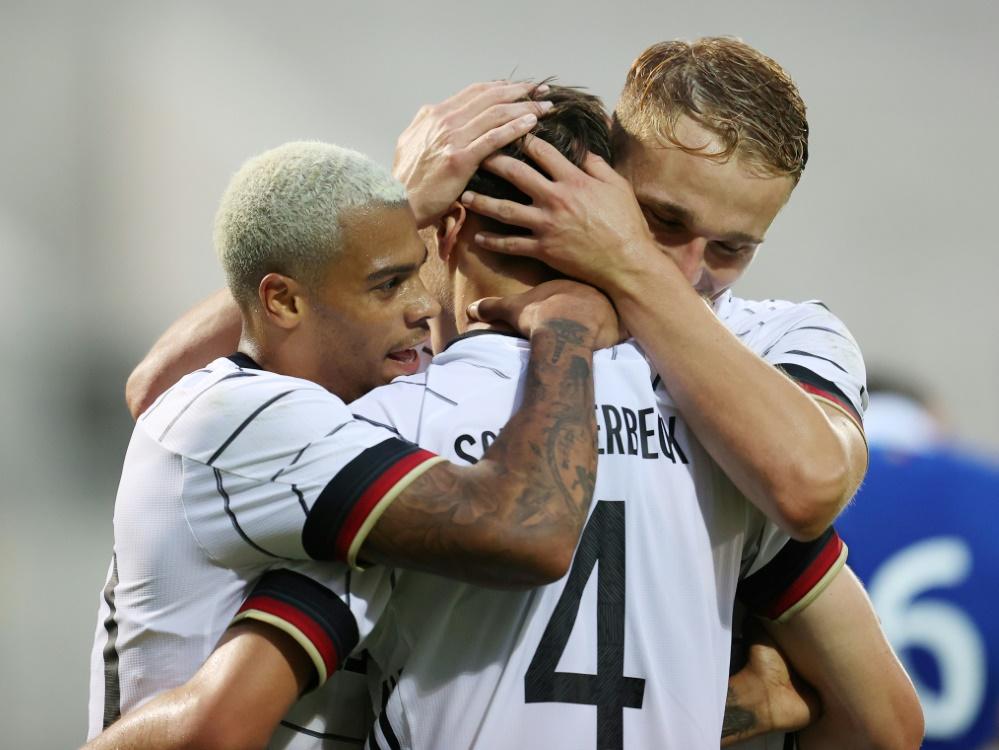 Die U21-Nationalmannschaft ist für die EM qualifiziert
