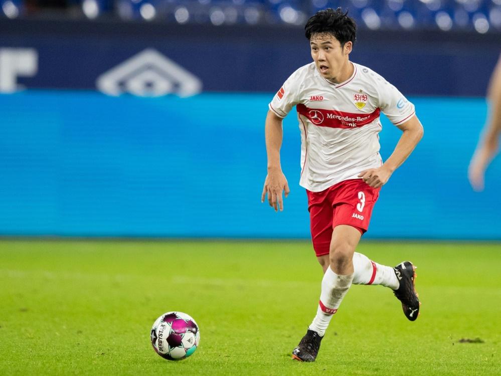 Stuttgarts Wataru Endo bekommt einen Vertrag bis 2024