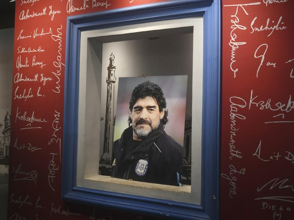 Maradona wird am Donnerstag in Buenos Aires beerdigt