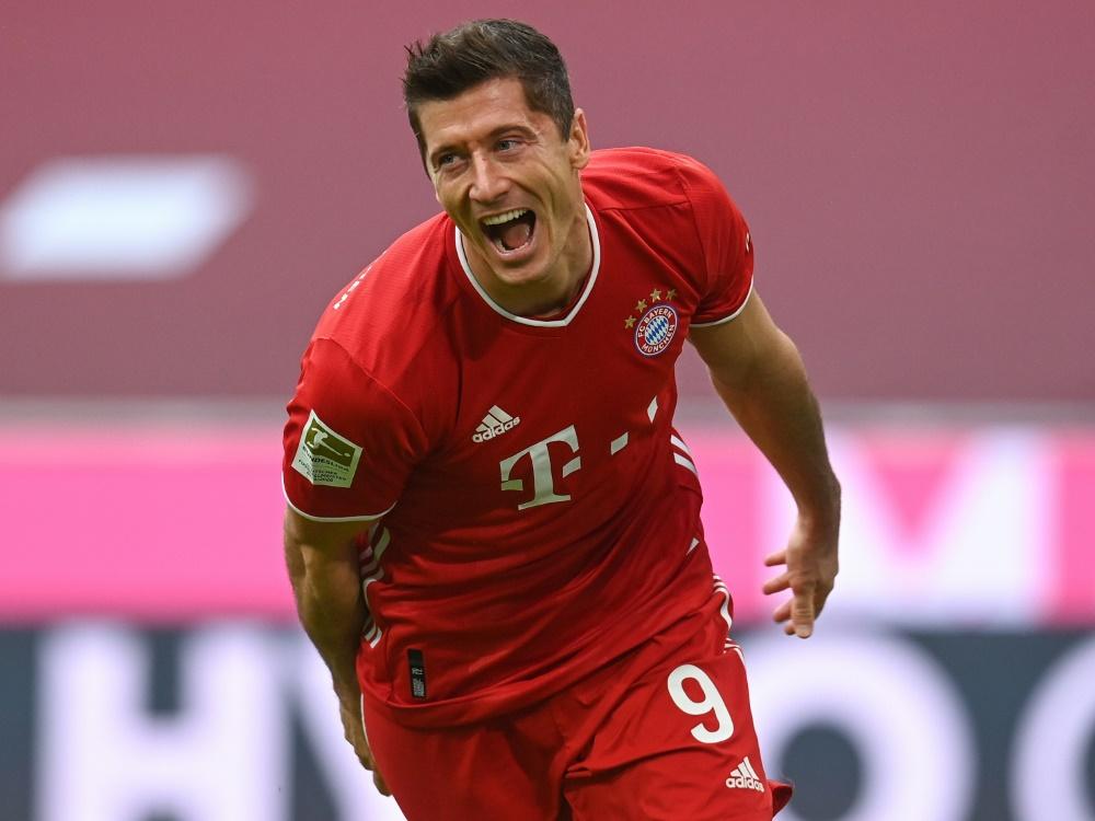 Lewandowski für Matthäus Favorit bei Weltfußballerwahl