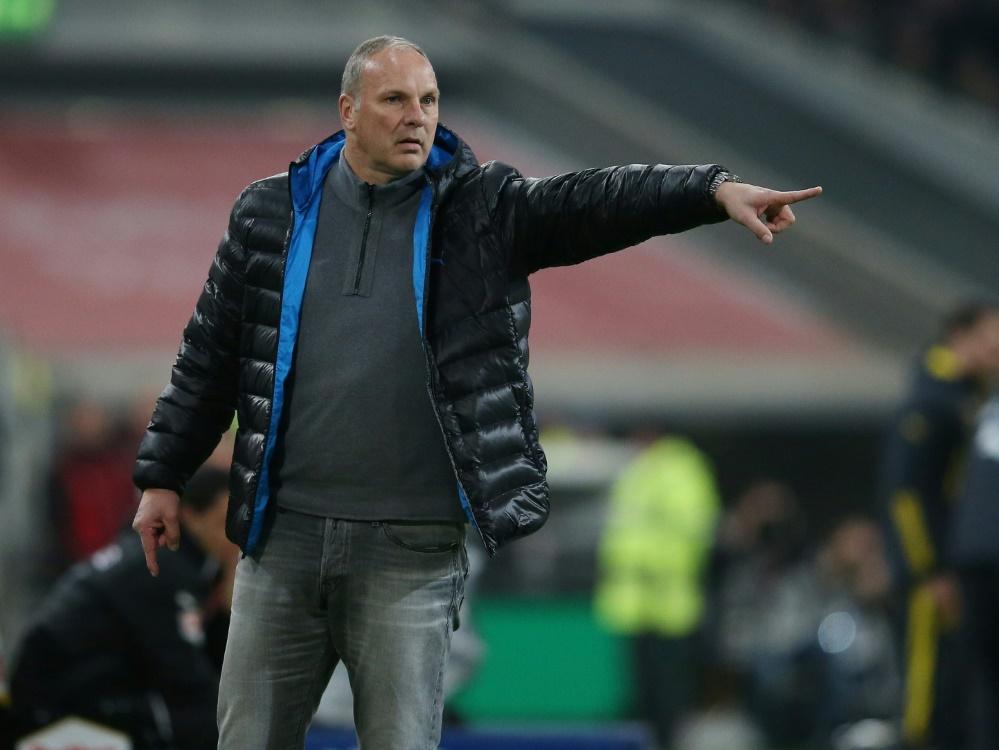 Der ehemalige Schalke-Torwart Oliver Reck