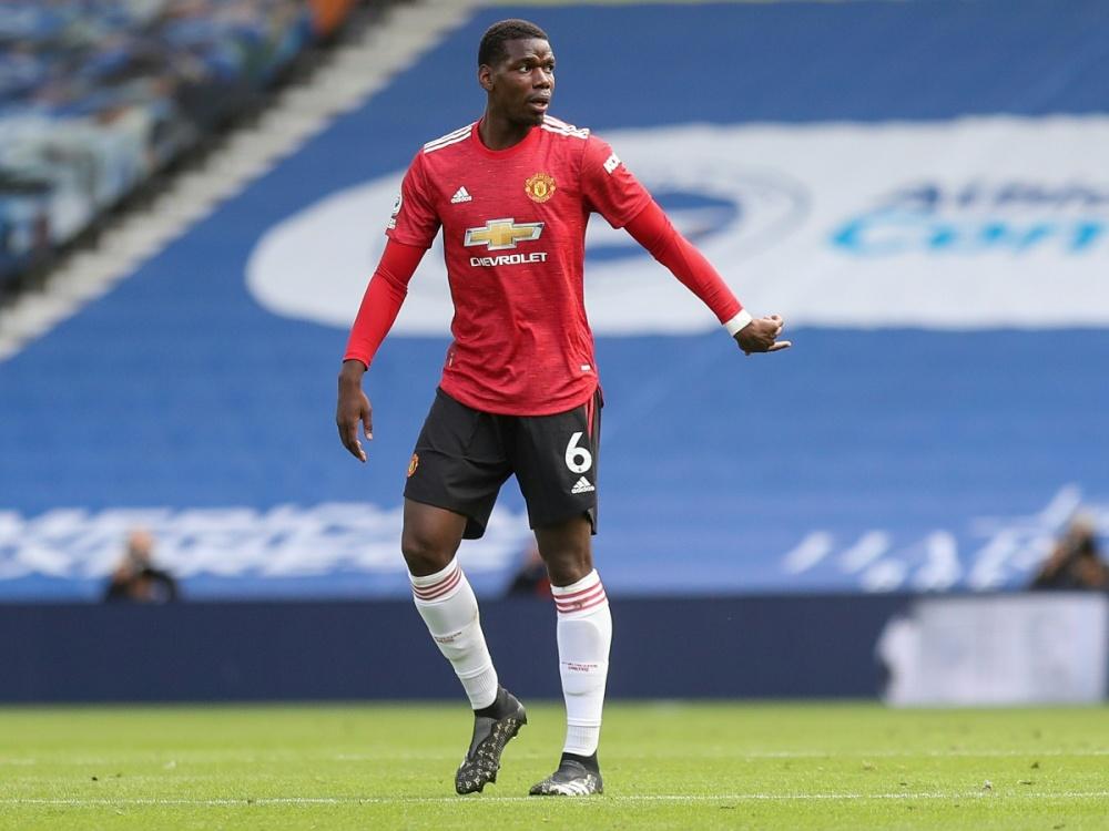 Paul Pogba will United offenbar im Winter verlassen
