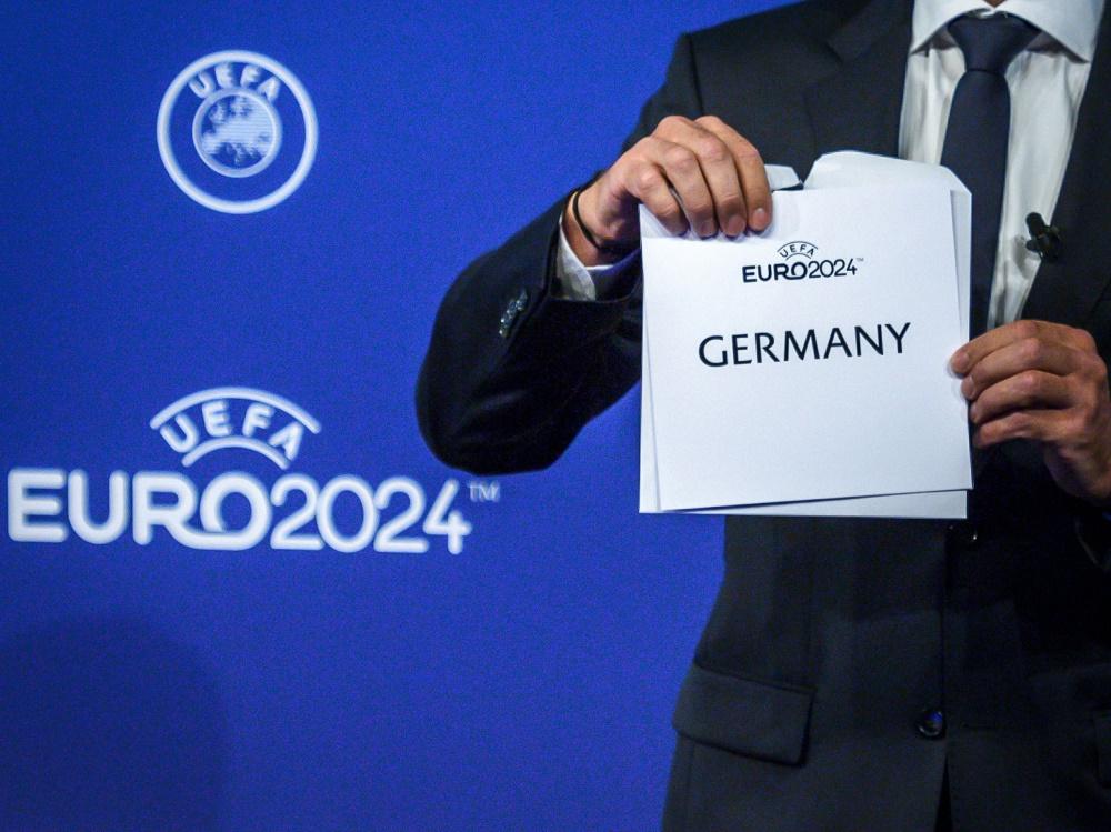 Leipziger Messe wird IBC Standort der Fußball-EM 2024