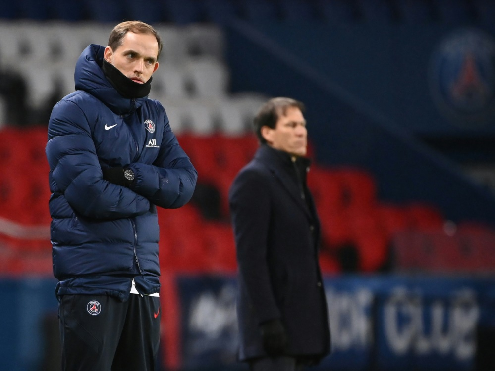 PSG entlässt offenbar Thomas Tuchel