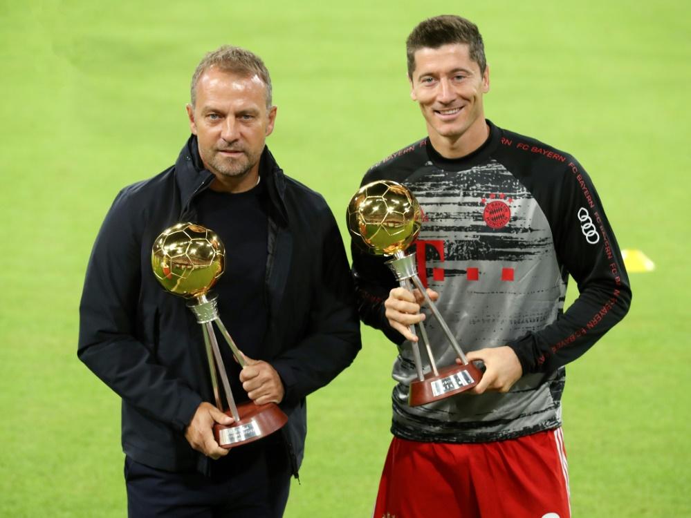 Weitere Auszeichnungen für das Bayern-Duo