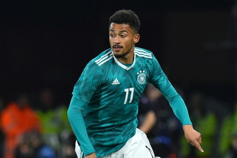 Machte zwei Spiele für die deutsche U21: Emmanuel Iyoha