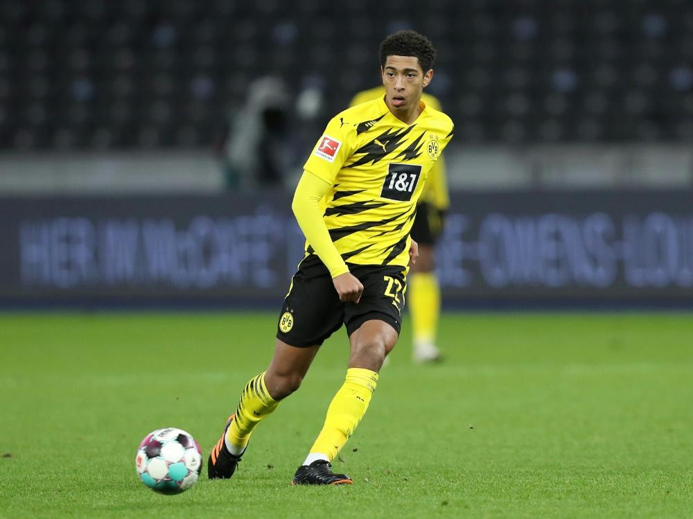 Dortmunds Jude Bellingham ist wieder fit