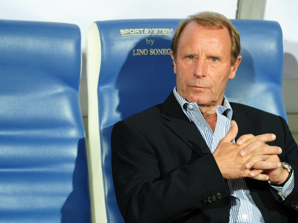Berti Vogts wünscht sich Rose-Verbleib in Gladbach