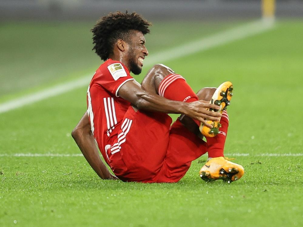 Fehlt den Bayern in Kiel: Kingsley Coman
