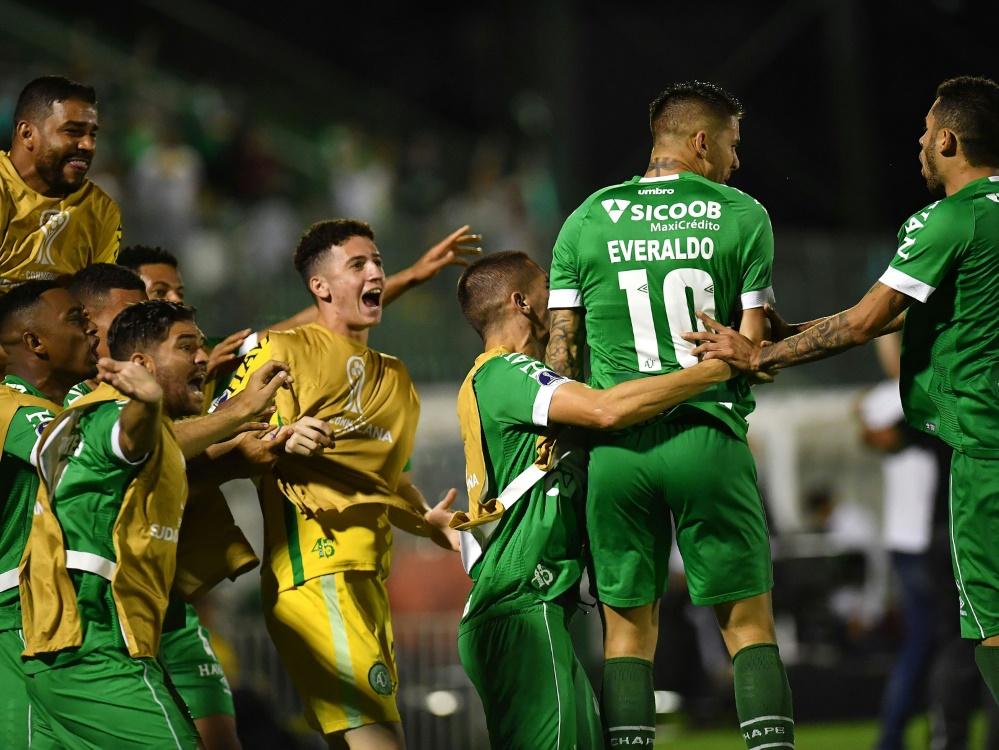 Brasilien: Chapecoense ist zurück in der ersten Liga