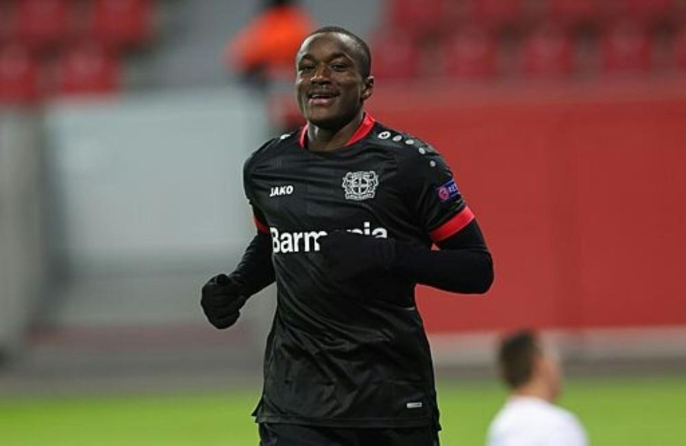 Moussa Diaby trifft doppelt für Leverkusen