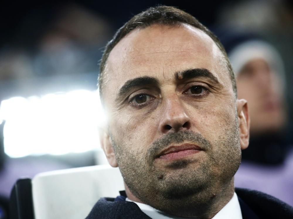 Petew ist neuer Nationaltrainer in Bosnien-Herzegowina