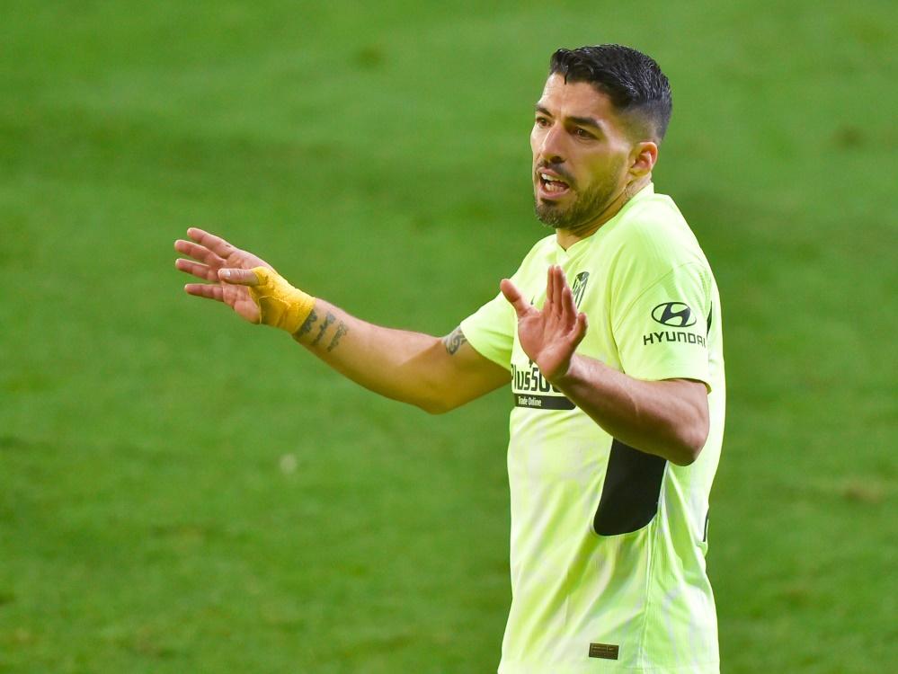 Atleticos Matchwinner: Luis Suarez