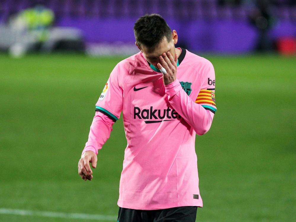 Athletic Bilbao lässt Messi verzweifeln