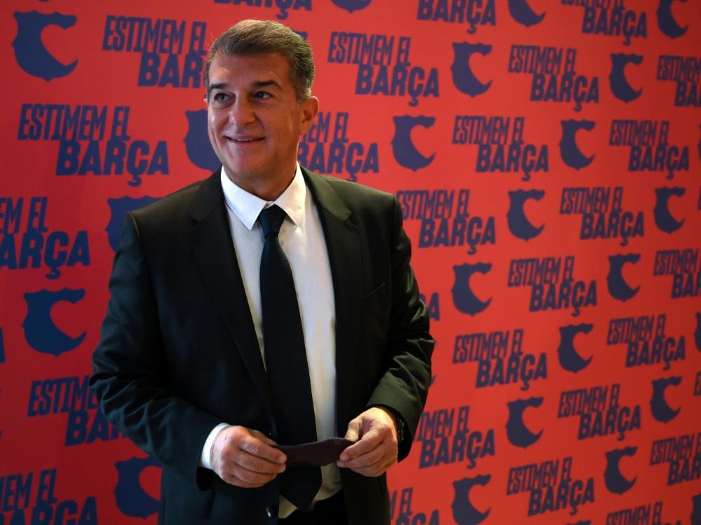 Joan Laporta möchte erneut Präsident werden