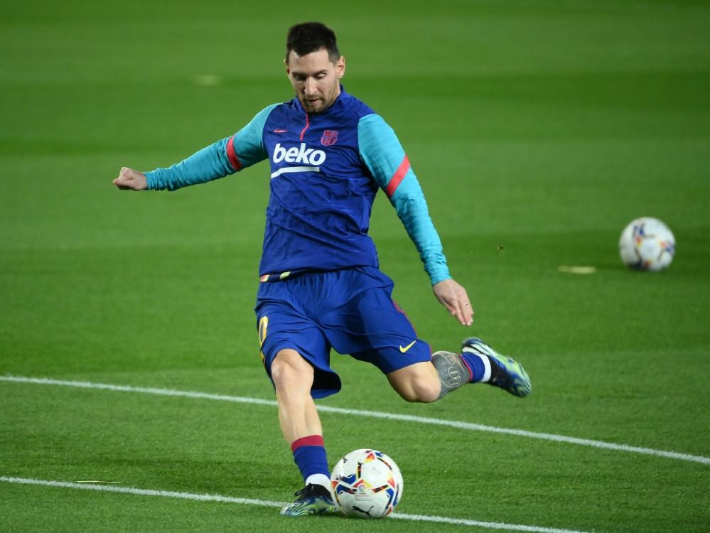 Neuerlicher Geldregen für Lionel Messi