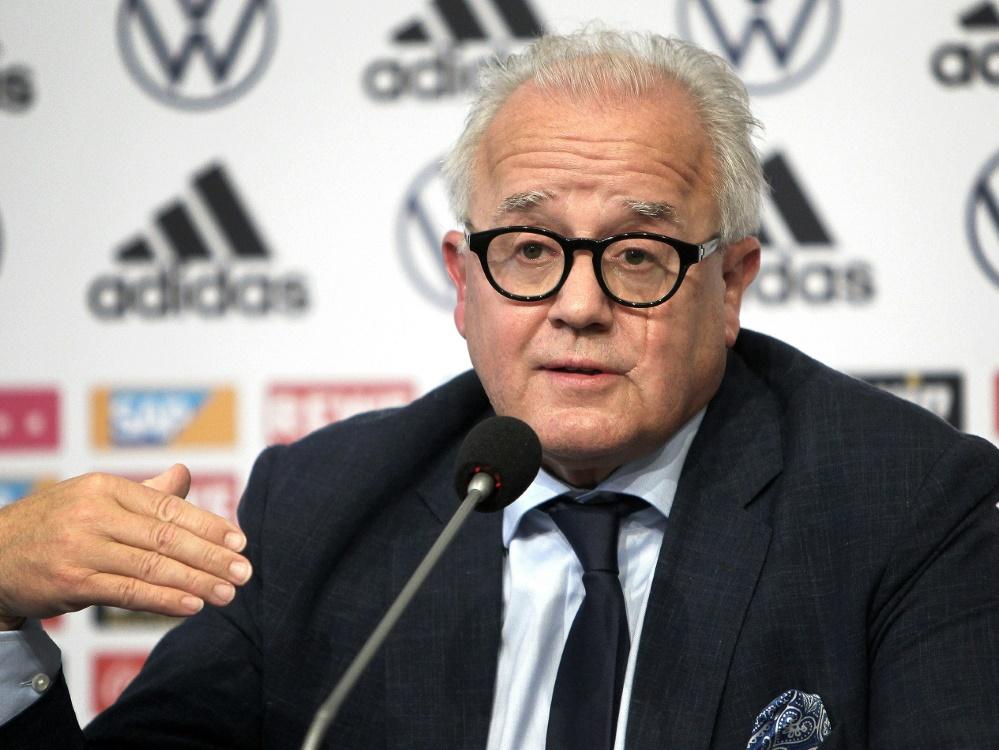 Fritz Keller über Diskussionen beim DFB