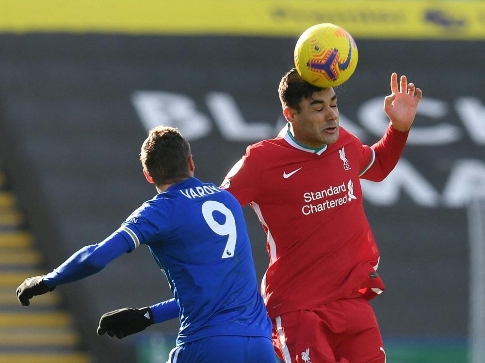 Misslungenes Liverpool-Debüt für Ozan Kabak