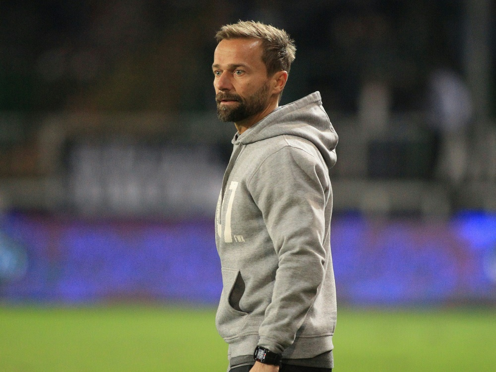 Sandhausen trennt sich von Trainer Michael Schiele
