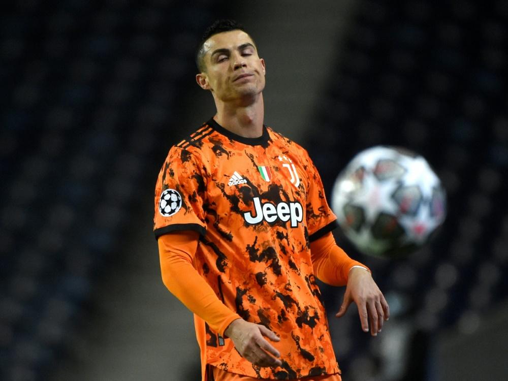 Superstar Ronaldo verliert mit Juve in der Heimat
