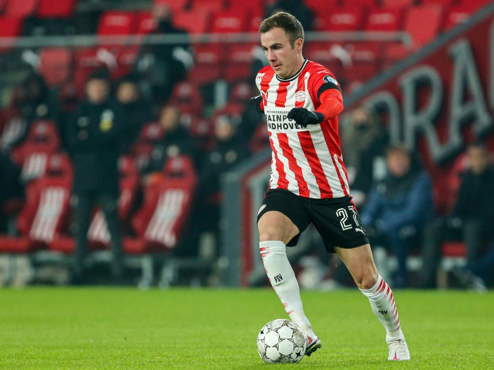 Götze trifft doppelt gegen Vitesse Arnheim