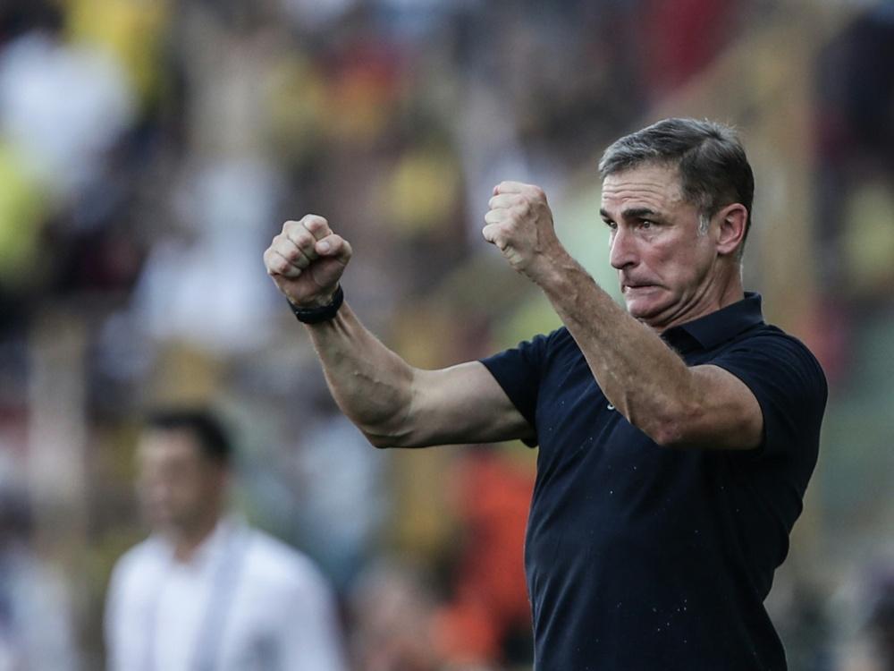 U21-Trainer Stefan Kuntz darf auf A-Nationalspieler bei Olympia hoffen