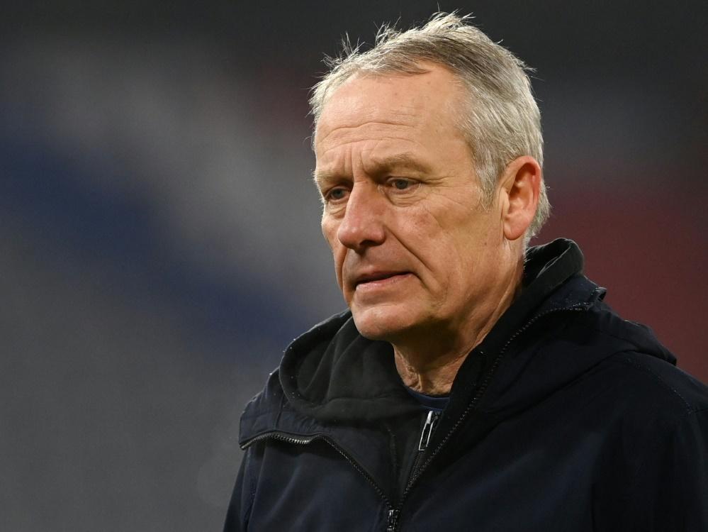 Streich mit Respekt vor Leverkusen