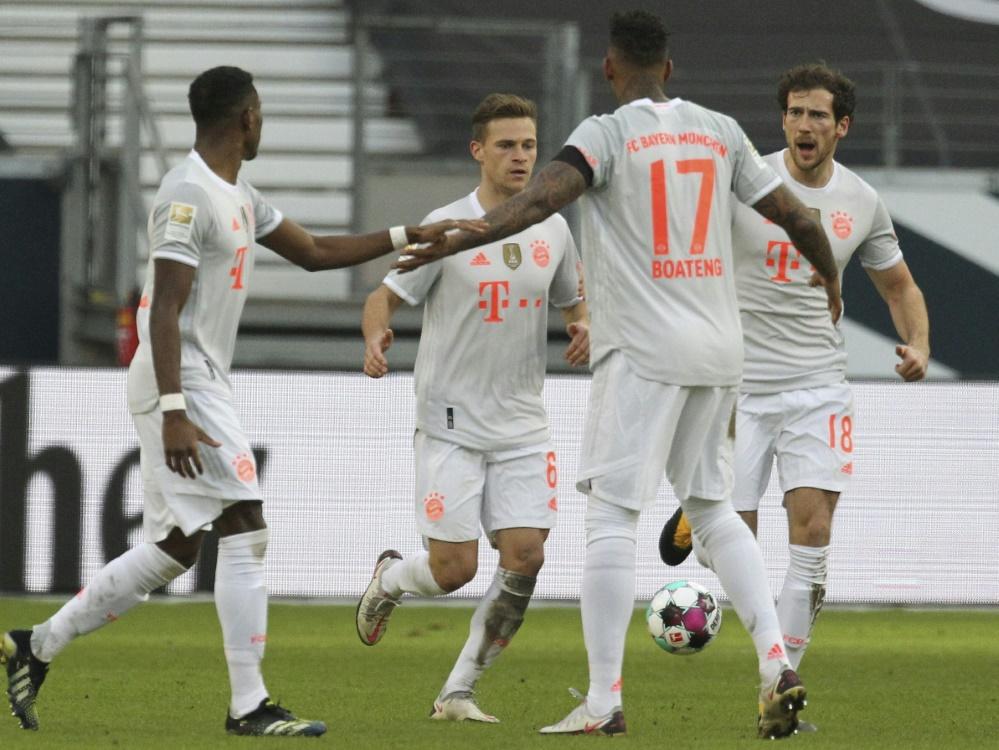 Bayern ist Favorit gegen Lazio