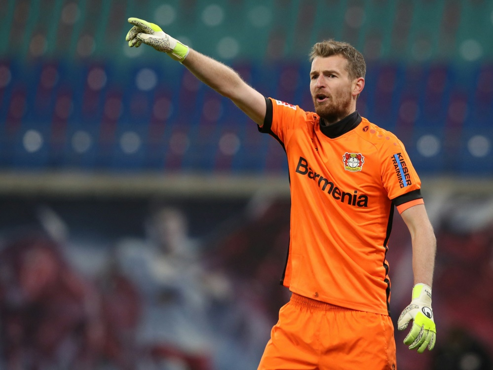 Leverkusen muss weiter auf Hradecky verzichten