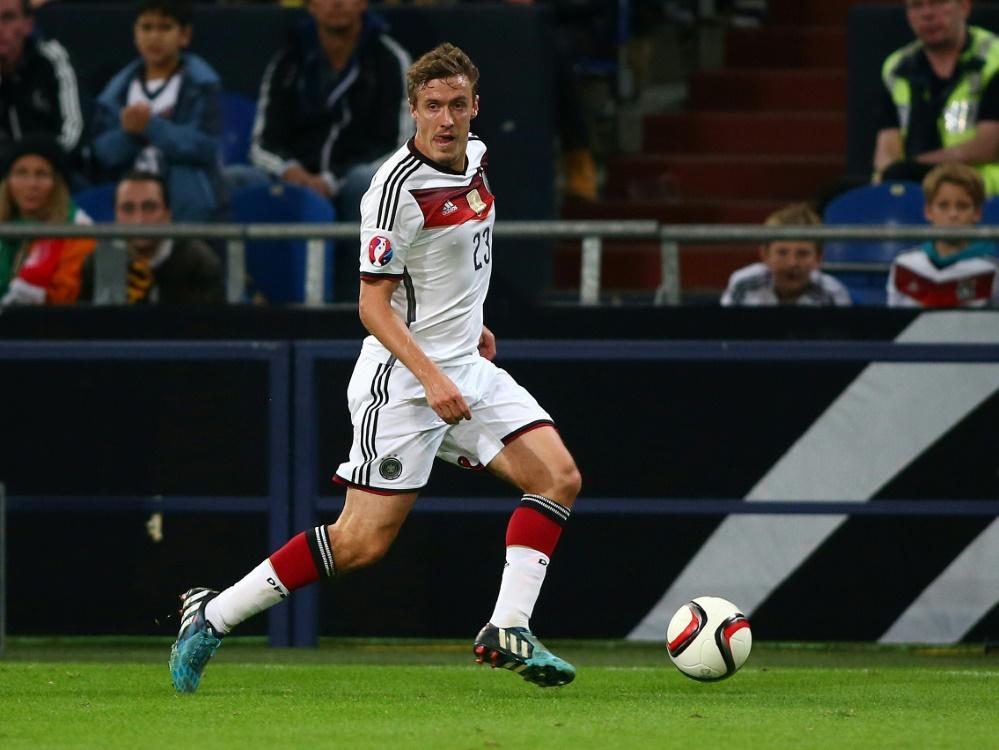 Max Kruse hofft auf eine Rückkehr ins DFB-Trikot