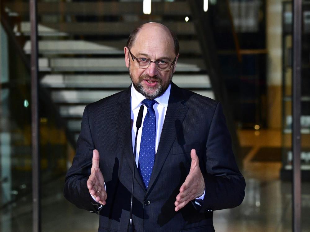 Martin Schulz befürwortet Salary Cap im Profifußball