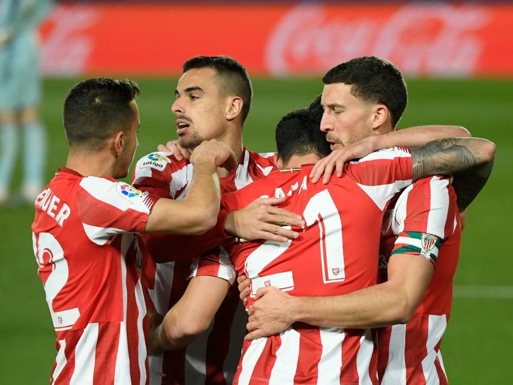 Bilbao steht gleich zwei Mal im Finale der Copa del Rey