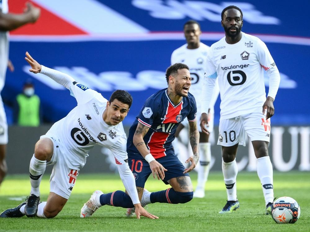 Paris verliert Spitzenspiel gegen den OSC Lille