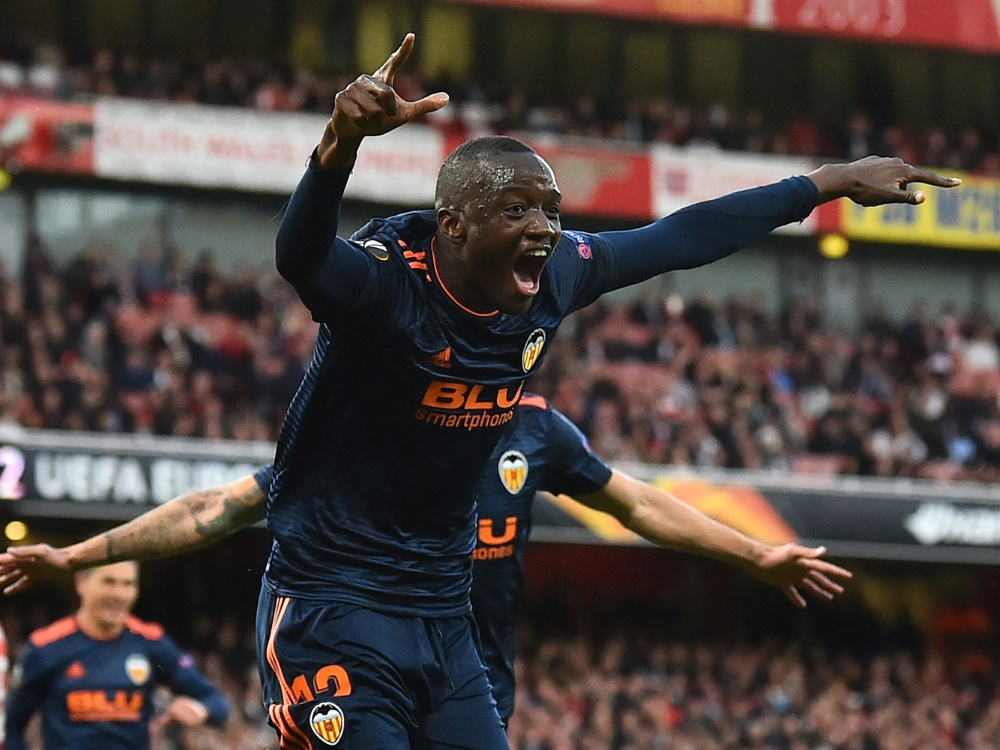 Mouctar Diakhaby vom FC Valencia