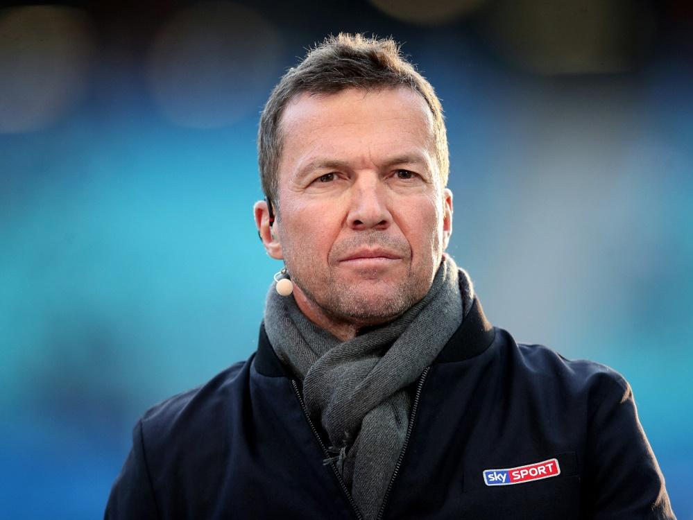 Lothar Matthäus empfiehlt Bayern, um Flick zu
