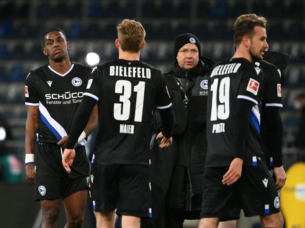 Arminia trifft auf den SC Freiburg